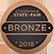 Award-Cal Expo Fair-Bronze-2018-Web