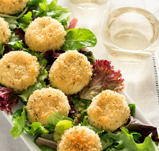 Chez-Panisse-Baked-Goat-Cheese-with-Garden-Salad_021219