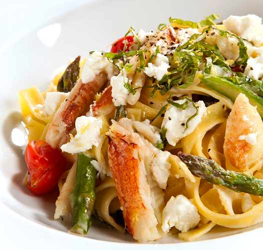 Fresh-Crab-Asparagus-and-Goat-Cheese-Pasta_021219